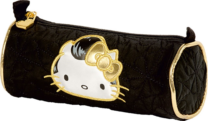 Picture of HELLO KITTY GOLD pencil case