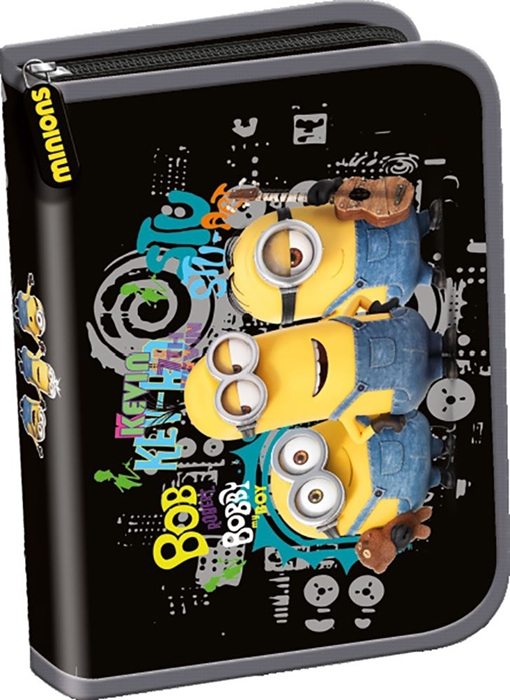 Picture of MINIONS filled pencil case