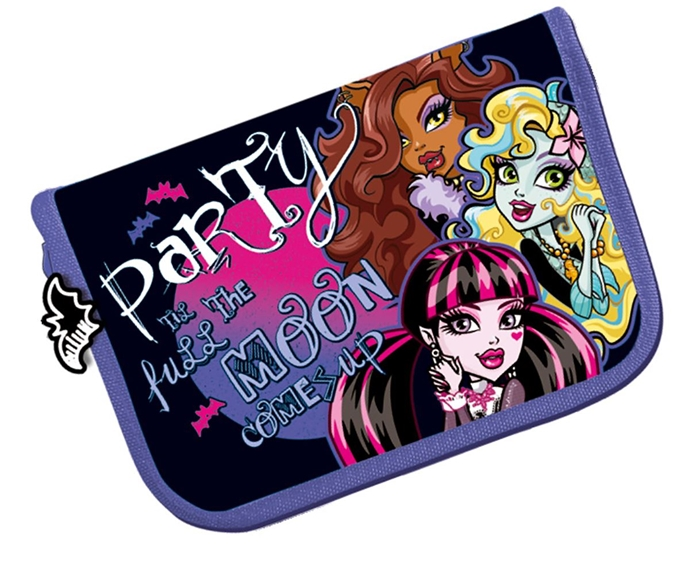 Picture of MONSTER HIGH filled pencil case