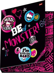 Picture of MONSTER HIGH folder A4