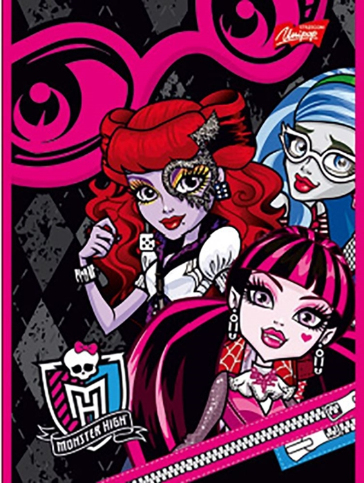 Picture of MONSTER HIGH notes A7