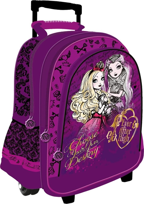 Picture of EVER AFTER HIGH rolling school backpack