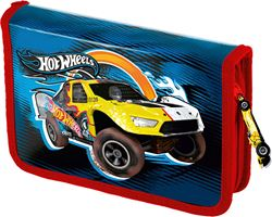 Picture of HOT WHEELS filled pencil case