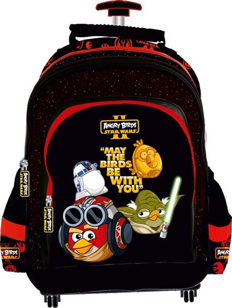 Picture of ANGRY BIRDS ruksak na kotače