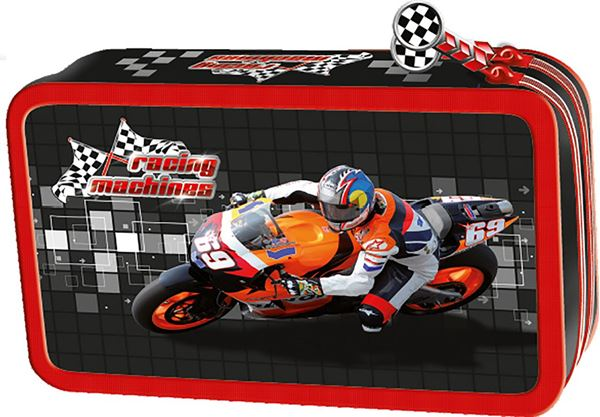 Picture of RACING MACHINES etui 2 zip s priborom – 26 kom pribora