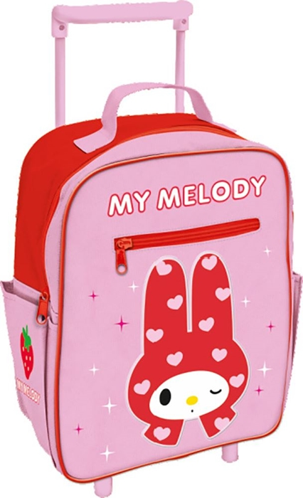 Picture of MY MELODY rolling school baby backpack