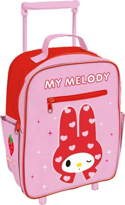 Slika od MY MELODY ruksak baby na kotače 24,5x31x10,5 cm