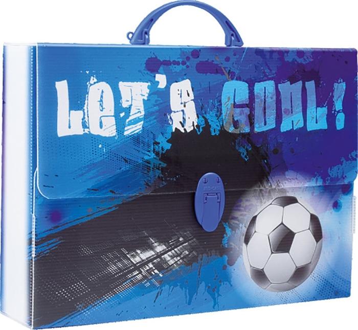 Slika od LET'S GOAL torba višenamjenska 28x39x8 cm