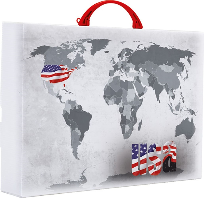 Slika od FLAG torba višenamjenska 28x39x8 cm