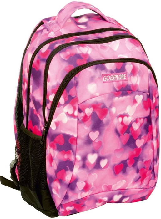 Picture of GO EXPLORE HATI backpack heart