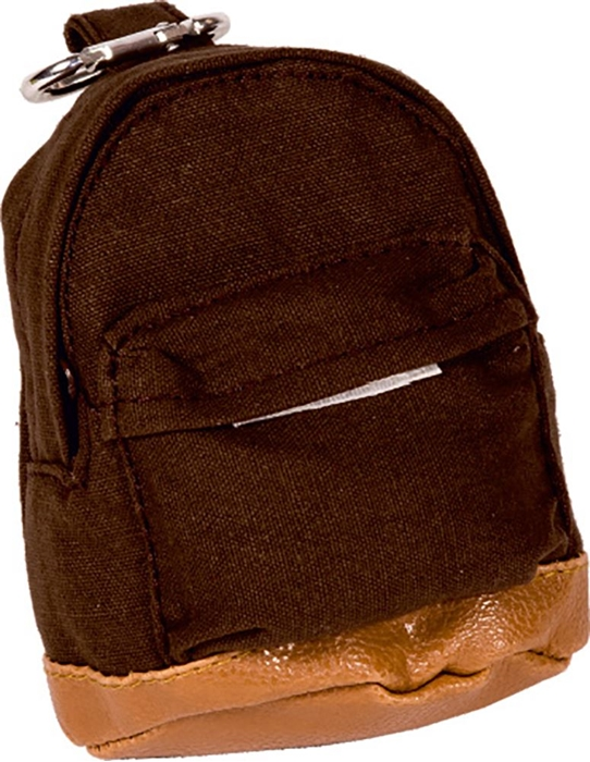 Slika od PERNICA-NOVČANIK-TORBICA ruksak 8x11x6,5 cm