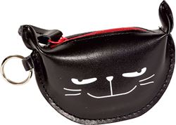 Picture of PENCIL CASE-WALLET-BAG leather face