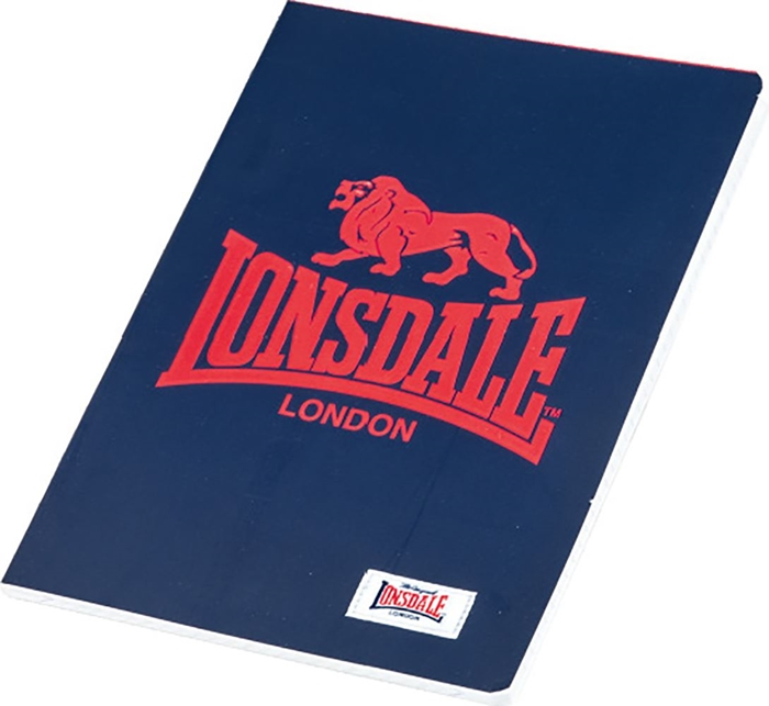 Picture of LONSDALE A5 notebook grid paper 1-10