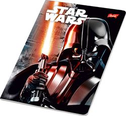 Picture of STAR WARS A4 notebook line paper 1-12