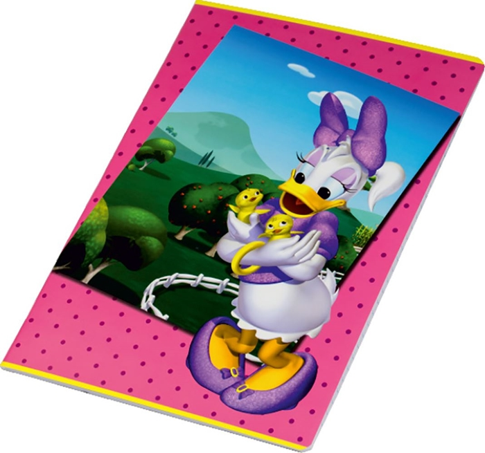 Picture of MINNIE A4 notebook line paper 1-10 – 100 g paper