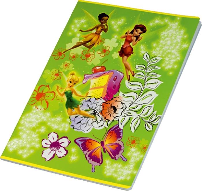 Slika od DISNEY VILE bilježnica A4 kocke 1-10 – 100 g papir