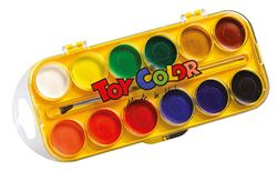Picture of TOY COLOR watercolor 1-12