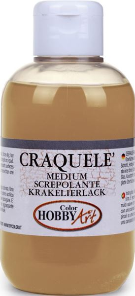 Picture of TOY COLOR varnish for craquele' 250 ml