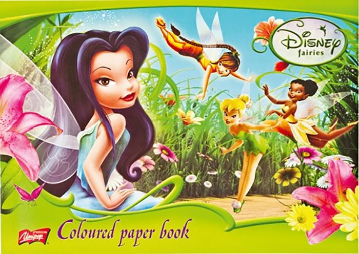 Slika od KOLAŽ PAPIR sjajni 10 listova – 4 različita dezena