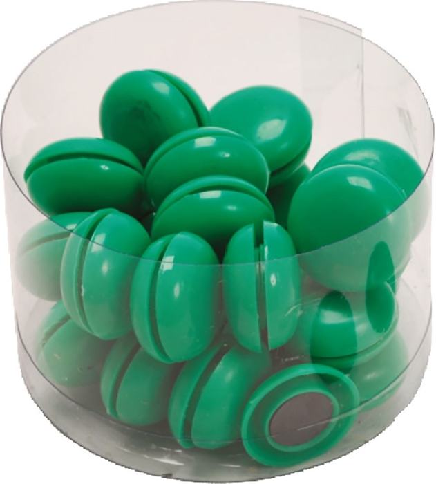 Picture of MAGNETS green 1-50