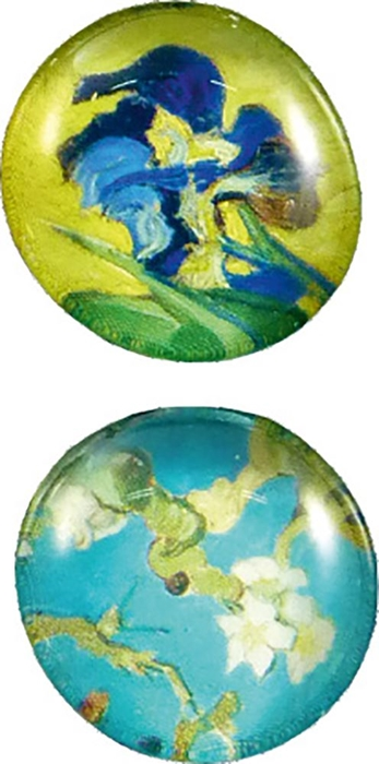 Picture of Art MAGNETS 1-4 – the diameter of the magnet 25 mm