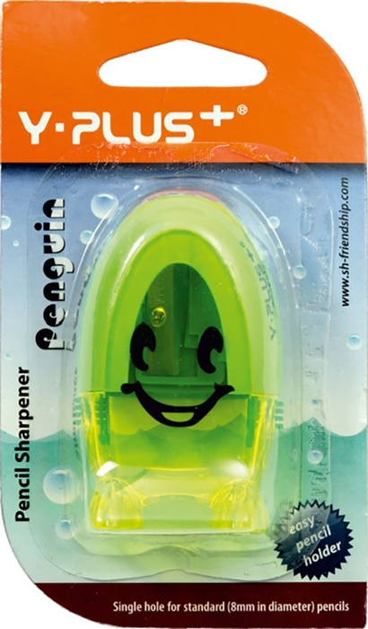 Picture of PENCIL SHARPENER Penguin – blister pack 1 PCs
