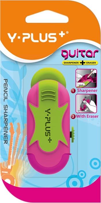 Slika od ŠILJILO-GUMICA Guitar – blister pakiranje 1 kom