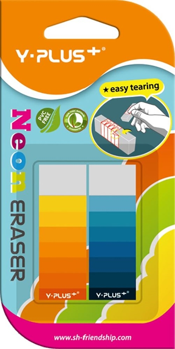 Slika od GUMICA Neon – blister pakiranje 2 kom