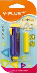 Picture of ERASER Candy – blister pack 1 + 1 PCs