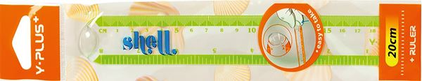 Picture of RULER Shell 20 cm