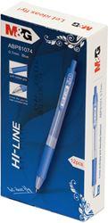 Picture of  PEN Hi-line – top of 0,7 mm - blue 1-12