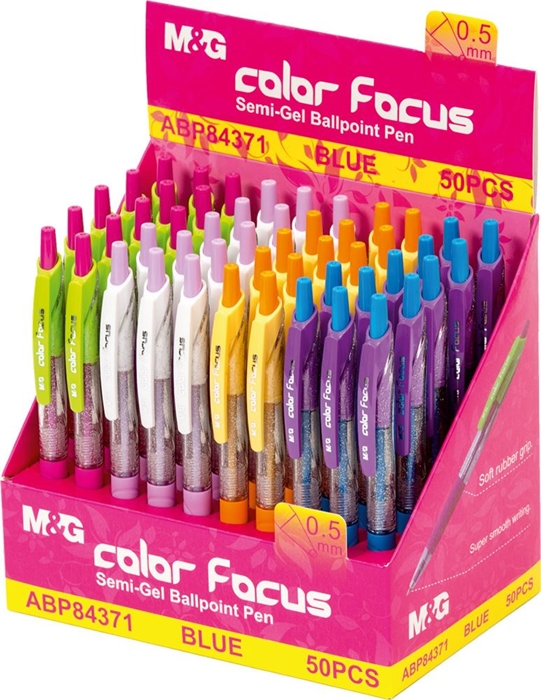 Picture of  PEN Color Focus Sammy gel – top of 0.5 mm – exhibition stand 1-50