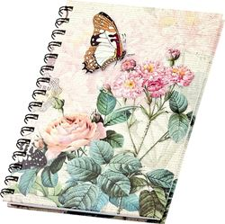 Picture of SPIRAL NOTEBOOK – A5 line paper, 80 sheets