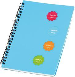 Slika od SPIRALNA bilježnica – A5 crte, 80 listova