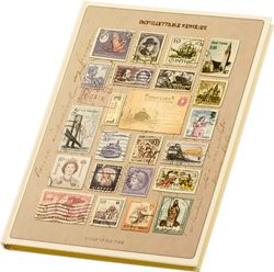 Picture of NATURE NOTEBOOK A4 line paper – 100 sheets, HARDCOVER