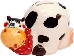 Picture of MONEY BOX cow