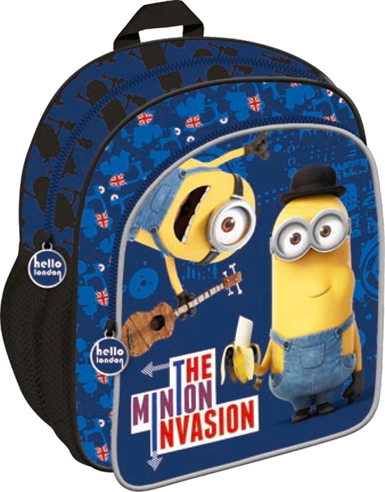 Picture of MINIONS backpack baby