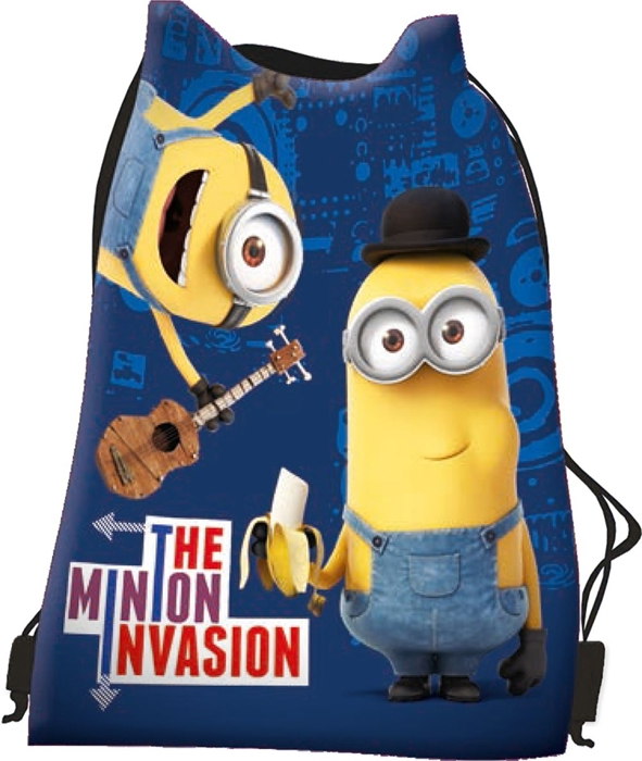 Picture of MINIONS bag slippers