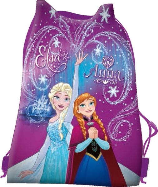 Picture of FROZEN bag slippers