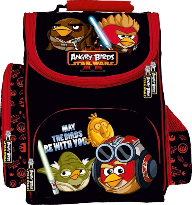 Picture of ANGRY BIRDS school bag