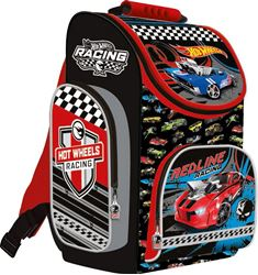 Picture of HOT WHEELS school bag