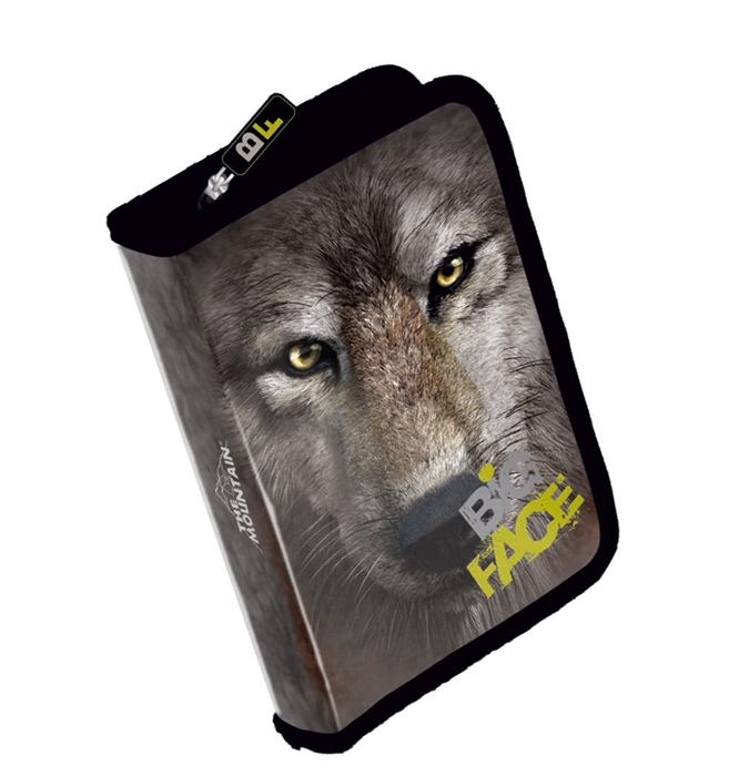 Picture of WOLF filled pencil case
