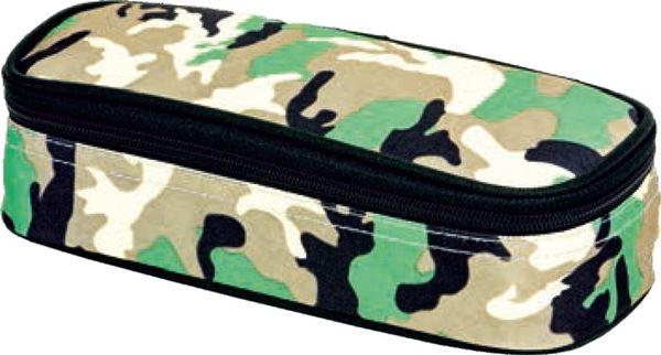 Picture of PRAZNA PERNICA Camouflage 23,4x9,9x6,2 cm