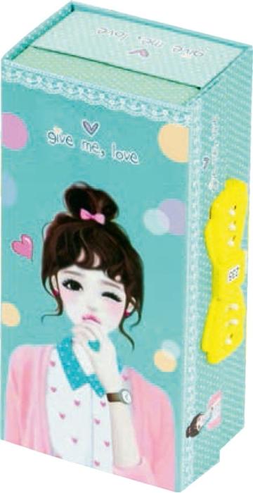 Slika od KUTIJA višenamjenska Girl 19,4x9,5x7 cm