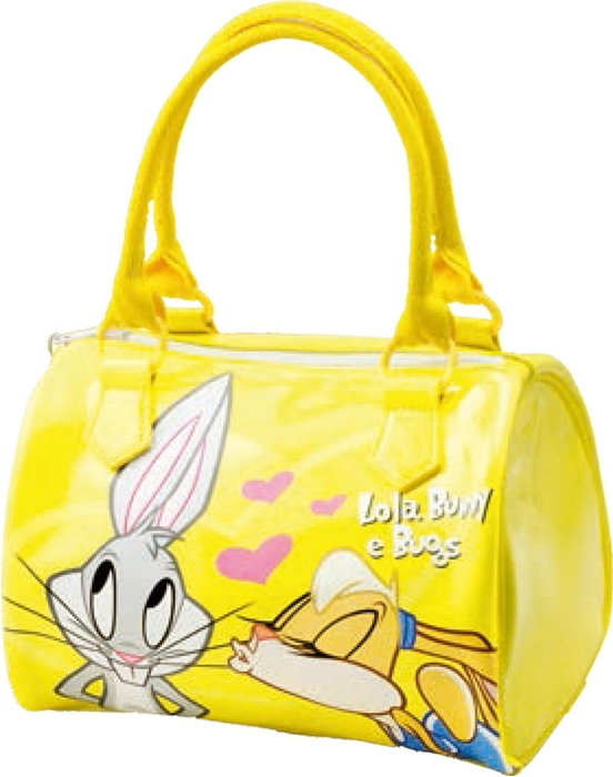 Picture of LOLA BUNNY & BUGS bag 22x15,7x16,5 cm
