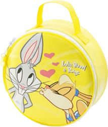 Picture of LOLA BUNNY & BUGS bag O24x9,5 cm