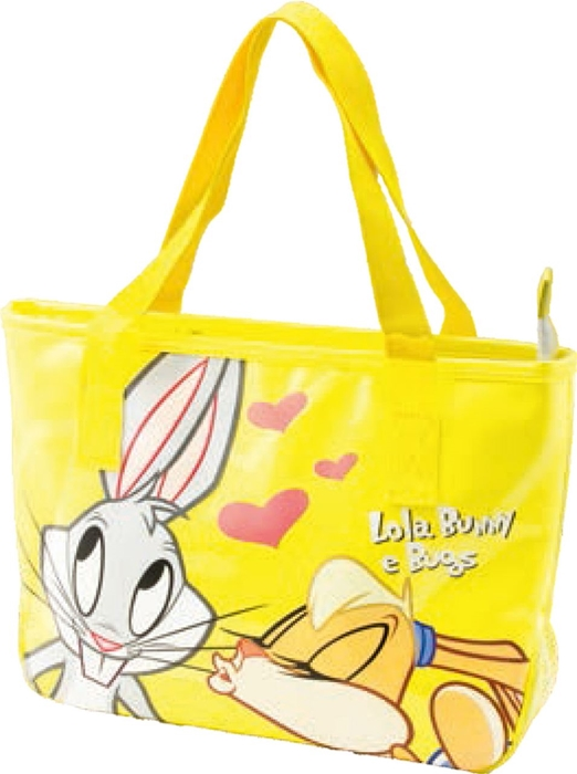 Picture of LOLA BUNNY & BUGS bag 33x22,5x6,5 cm