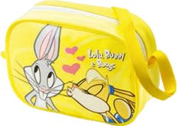 Picture of LOLA BUNNY & BUGS one shoulder purse 24,5x17,5x5,5 cm