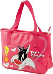 Picture of TWEETY & SYLVESTER bag 33x22,5x6,5 cm