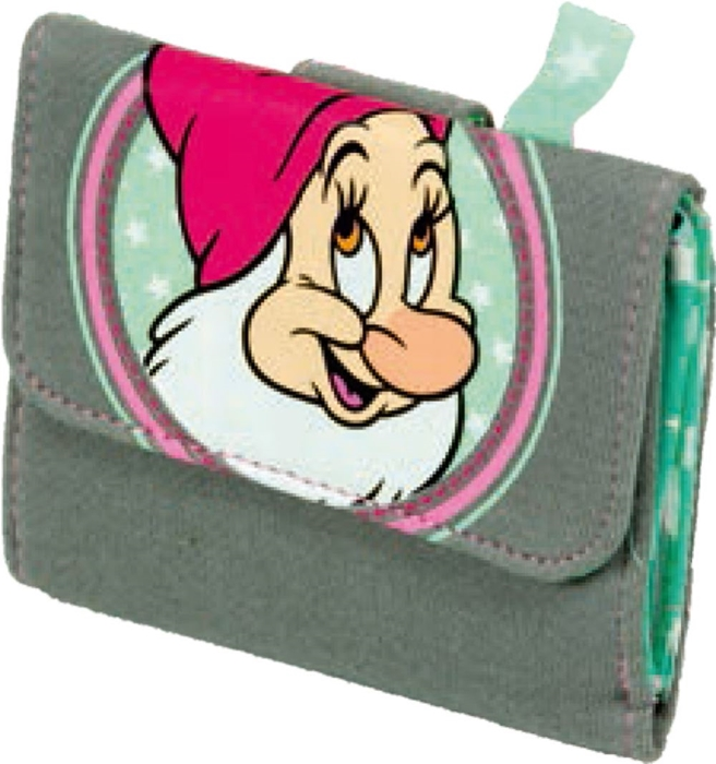 Picture of 7 DWARFS wallet 12x10x1,5 cm
